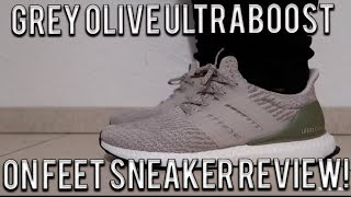 Adidas Ultra Boost 3.0 Triple White With On Feet