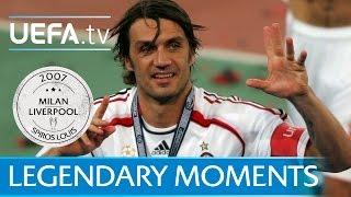 Milan get Liverpool revenge (2007)