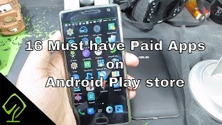 16 best Paid Apps on Android Play store