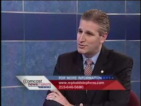 Rep. Stephens on Comcast Newsmakers: Penalties for Teacher/Student Sex