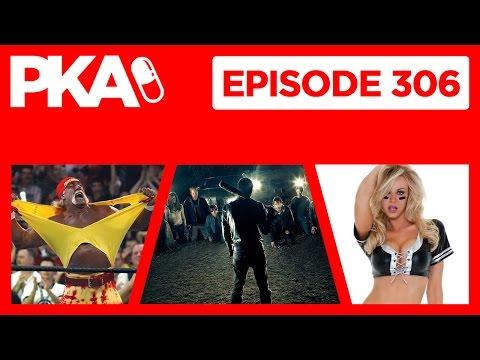 PKA 306 Bad Topics, Walking Dead, AMA Questions, Professional Wrestling
