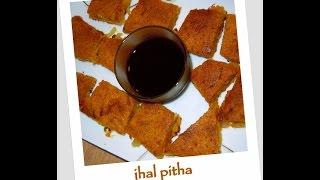 Jhal Pitha recipe (episode 46) by ruptushDiner