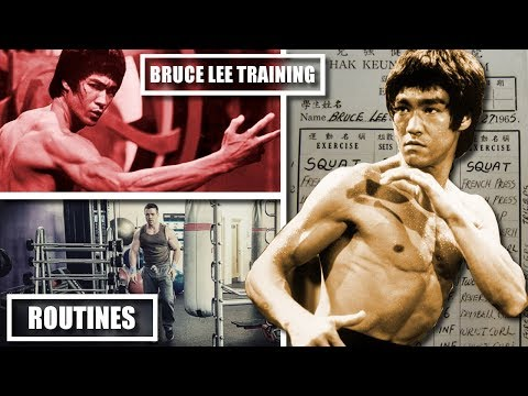 Bruce Lee's Training Routines - What we know of the actual programs he used