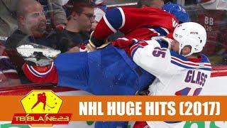 NHL Huge Hits 2017