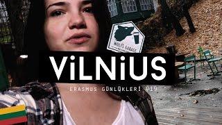 Erasmus Günlükleri #19: Vilnius