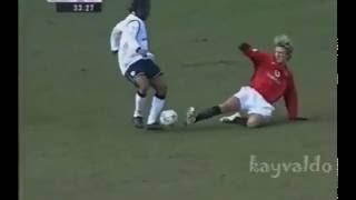 Jay Jay Okocha vs Manchester United 2003