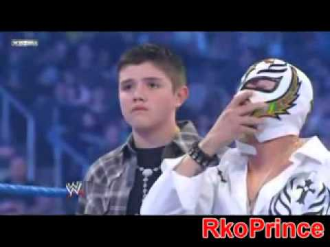 Xxx Mp4 Cm Punk Wants To Fight Rey Mysterio In Front Of His Family 3gp Sex