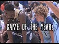 Zion Williamson VS LaMelo Ball!!!  LIVEST Game Of The Year Full Highlights!