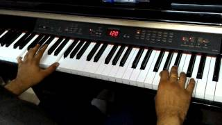 Piano Cover - Humein tumse pyar kitna by Acoustika Music    Vikrant Puri