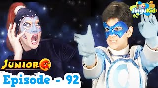 Junior G - Episode 92 | HD Superhero TV Series | Superheroes & Super Powers Show for Kids