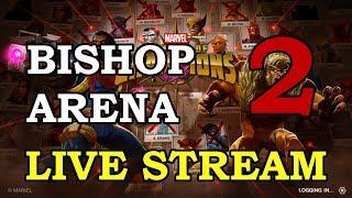 Bishop Arena - Part 2 | Marvel Contest of Champions Live Stream