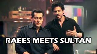 Raees Meets Sultan - Bigg Boss 10 NEW Promo Out - Shahrukh Khan, Salman Khan