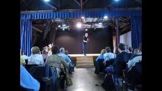 Effortless English Mini-story, Barcelona Event  2013