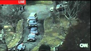 Whitney Houston Final Farewell 2, her last journey motorcade from Newark to the Westfield cemetery