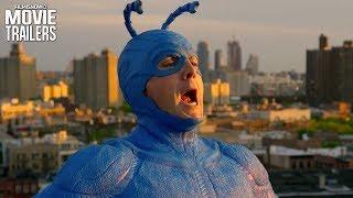 THE TICK | New Trailer for Amazon Comedy Superhero Series