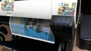New  Poto printing  A0......