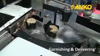 반자동 해조류 슈마이 성형기(Semi Automatic Seaweed Shumai Machine) NSM-400