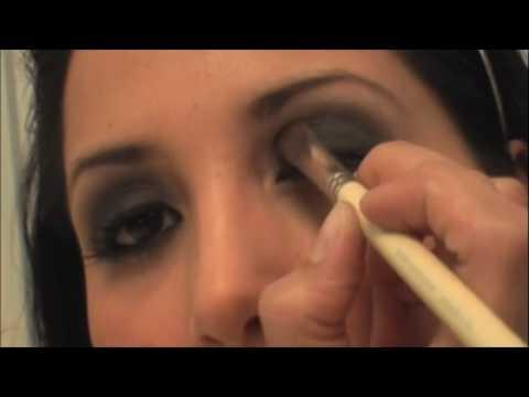 Como hacer un look ahumado smokey eye how to do smokey eye makeup