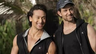 Tiger Shroff Shares About His Hrithik Roshan Moment | Bollywood News
