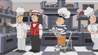 American Dad! Stan's Favorite Childhood Restaurant