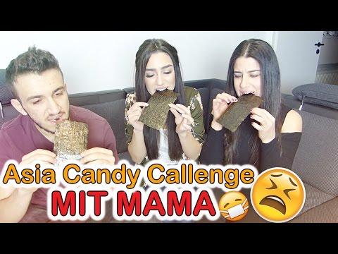 Xxx Mp4 ASIA Candy Challenge MIT MAMA 😂 Ebru Acikyol 3gp Sex