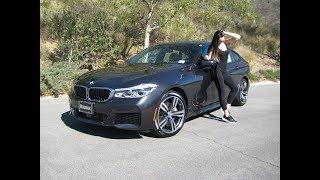 "2018 BMW 640i Gran Turismo / Exhaust Sound / 20"" M Wheels / 640 GT / BMW Review"