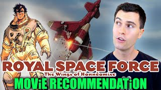 Royal Space Force: The Wings of Honnêamise - Movie Review | Anime