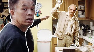 CRAZY OLD MAN BREAKS INTO HOUSE PRANK *** My Parents Freaked Out***