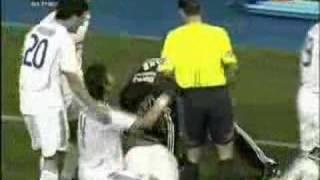 Real Madrid-Mallorca gol Diarra 2-1 sonido ser