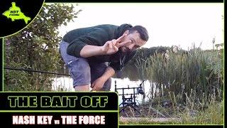 BAIT OFF #3 - Nash Key vs Rod Hutchinson the Force