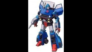 Transformers G1 all Skids scenes Devthegunner