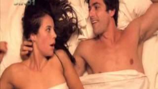 Cena do filme Entre Lençóis com Paola Oliveira e Reinaldo Gianecchini