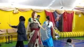 Moscow Bhagwat Mridul ji Maharaj - Dandiya