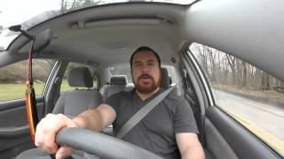 2003 Corolla Review