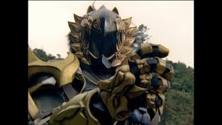 Power Rangers Jungle Fury - Taste of the Poison - Power Rangers meet Dai Shi (Episode 4)