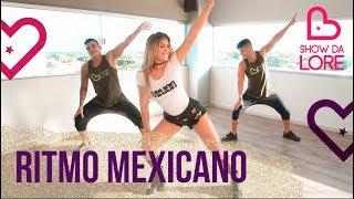 Ritmo Mexicano - MC GW | Lore Improta - 4k | Coreografia