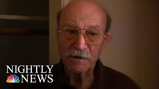 Inspiring America: WWII Vet Gets Home Makeover Thanks To Kindness Of Strangers | NBC Nightly News