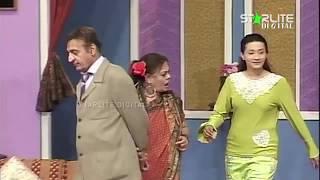 Anwar Ali and Irfan Hashmi New Pakistani Stage Drama Paisa Naach Nachaway  Full Comedy Clip