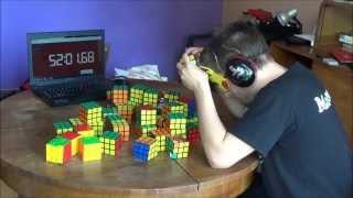 Maskow: Multiblindfold 42/45, 52:16
