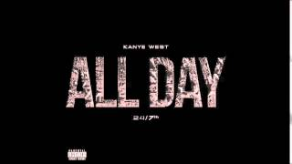 Kanye West - All Day instrumental