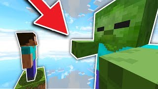 GIANT ZOMBIE HORDE vs NOOBS! ... (Minecraft HYPIXEL Zombies)