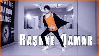 Mere Rashke Qamar Dance Video | Vicky Patel Choreography | Lyrical ( Rashke kamar )