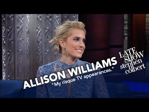 Allison Williams' Family Has Gotten Used To Watching Her Sex Scenes