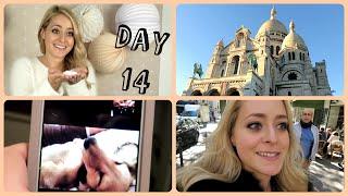One Day in Paris! Vlogtober 14
