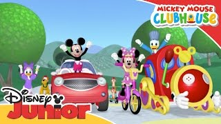 Mickey Mouse Clubhouse - Rubber Ducks   Official Disney Junior Africa