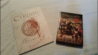 The Cthulhu Campaigns & Journey to the West The Demons Strike Back Unboxing