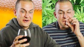 Me Drunk vs. Me High   Chris Klemens