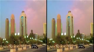Dubai   A Journey To The Middle East Full HD  رحلة ثلاثية الابعاد داخل دبي