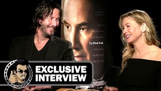 Keanu Reeves & Renee Zellweger Interview - THE WHOLE TRUTH (Exclusive) JoBlo.com