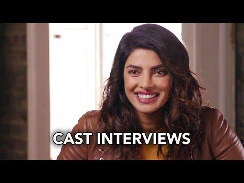 Xxx Mp4 Quantico Season 3 Cast Interviews HD Priyanka Chopra 3gp Sex